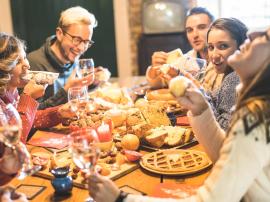 Ile kalorii może mieć kolacja wigilijna?