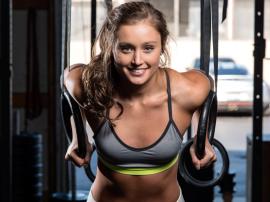 Trenuj ciężko, bądź silna i wyglądaj kobieco