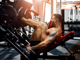 """Dieta, trening i testosteron """"po czterdziestce"""""""