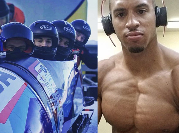 Od bodybuildingu do bobsleinghu