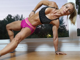 Od aktorki porno do gwiazdy fitness