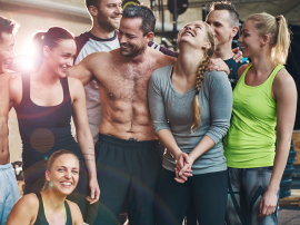 10 powodów dla których warto ćwiczyć na siłowni?