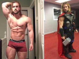 Ben Mudge - mimo wszystko został Thor'em