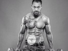 Blake Beckford - TOP fitness model ma śmiertelną chorobę