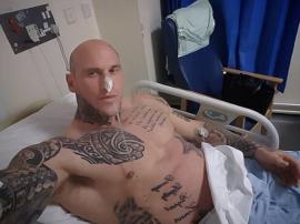 Martyn Ford w szpitalu!