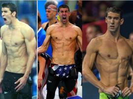 Jak trenuje i je mistrz Michael Phelps?