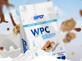 WPC Delicious - białko jakiego nie piłeś