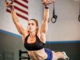 McKenzie Flinchum - elastyczna crossfiterka