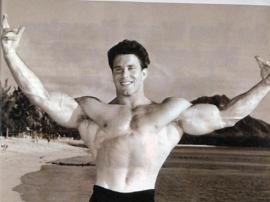 Reg Park - idol Arnolda Schwarzeneggera