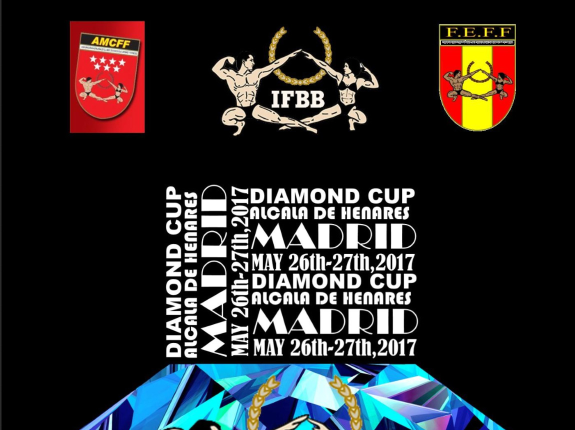 IFBB Diamond Cup - Madryt 2018