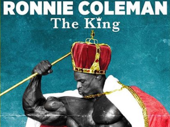 "Ronnie Coleman ""The King""  - znamy datę premiery!"