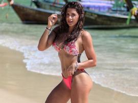 Andrina Santoro: wreszcie ma seksowne krągłości o jakich marzyła