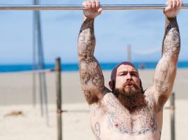 Chris Luera: od więzienia do Mistrza Street Workout