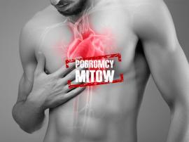 Co powoduje choroby serca, tłuszcze, cholesterol a może białka zwierzęce?
