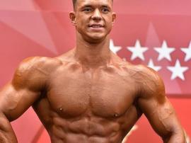 Ranking IFBB 2018 - Fitness plażowe
