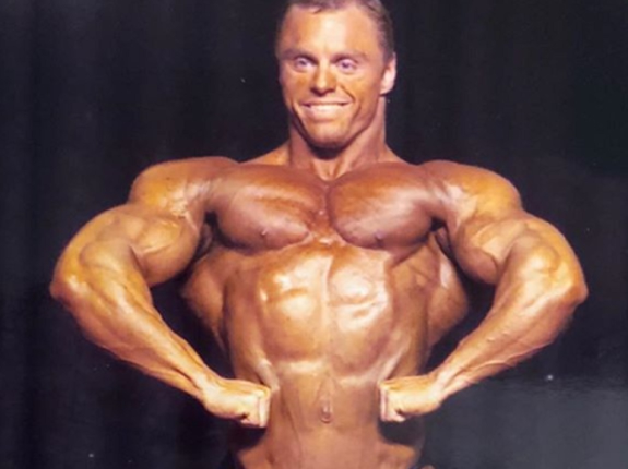 John Meadow: Wyboista droga do IFBB Pro