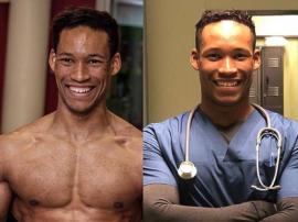 Studia medyczne i fitness? Mike Diamonds pokazuje, że można!