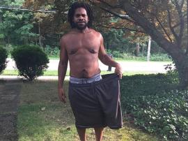 Trener zrzuca 63 kg, by odzyskać klientów