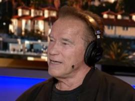 Arnold Schwarzenegger nie boi się śmierci
