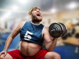 Najbardziej znienawidzone osoby na siłowni