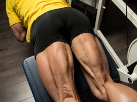 6 świetnych ćwiczeń na tył ud i pośladki