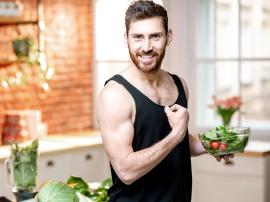 Czy na diecie wegańskiej można budować mięśnie?