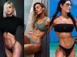 10 damskich  absów z Instagrama