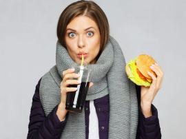Czy zima rośnie apetyt? Jak sobie radzić ze zwiększonym apetytem?