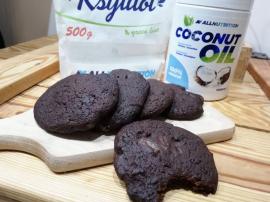 Brownie bez dodatku cukru