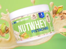 Krem pistacjowy bez dodatku cukru - Nuthwey Pistachio