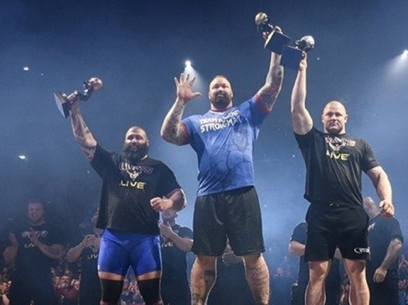 Europe's Strongest Man 2019 - wyniki