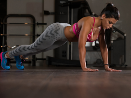 5 ćwiczeń dla kobiet na poprawę siły