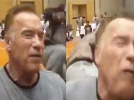 Arnold Schwarzenegger zaatakowany podczas Arnold Classic Africa!