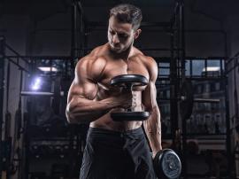 Trening mięśni ramion, a pisząc szczegółowo - bice