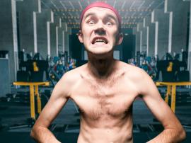 Nie ma chyba siłowni, na której byś nie dostrzeg