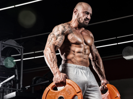 Clenbuterol, Formoterol, Terbutalina, Salbutamol a wydolność oraz masa i moc mięśni