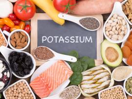 Potas w diecie, ile potrzebujemy dziennie potasu?
