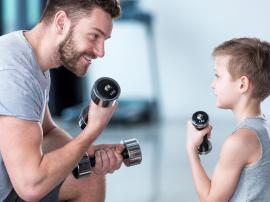 Więcej sportu, ćwiczeń u przedszkolaka - zdrowe serce u starszaka!