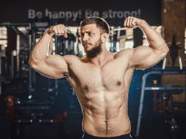 Chcesz większych bicepsów? Trenuj nogi!