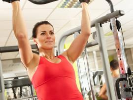 Trening na siłowni idealny dla kobiet po menopauzie!