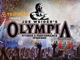 Listy startowe Mr. Olympia 2019 - są Polacy!