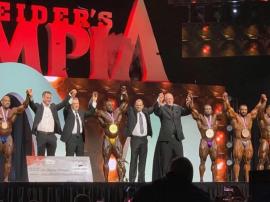 Nowi mistrzowie Mr. Olympia 2019!