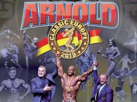 Arnold Classic Europe 2019 - Ponad 900 Zawodników