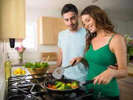Dieta w związku. Mój partner je zupełnie inaczej, niż ja