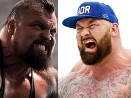 Eddie Hall i Hafthor Bjornsson zmierzą się na ringu?