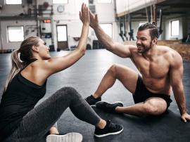 Jaki powinien być idealny partner treningowy?