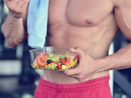 Sterydy są zdrowsze od diety wegańskiej?