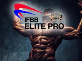 Lista polskich zawodowych sportowców  IFBB ELITE PRO!