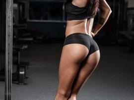 Czy kobiety mają za duże mięśnie ud? Niewielki pr