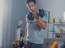 Siłownia zamknięta! Jak ćwiczyć? Jak jeść? Jak żyć
